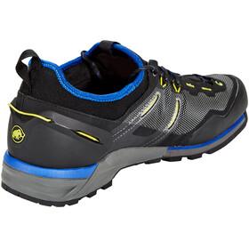 Mammut Alnasca Knit Low GTX Miehet kengät , harmaa/musta